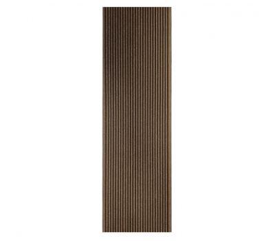 Террасная доска «Lite» Серия Velvetto односторонняя - Шоколад (140×20) от производителя Decking-DPK (Декинг-ДПК) по цене 225.00 р