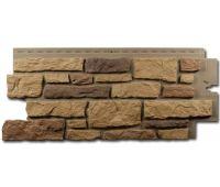Цокольный сайдинг Creek Ledgestone (Бутовый камень) Arizona Sandstone