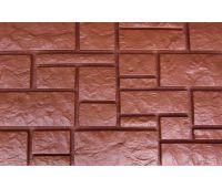 Фасадные панели Дворцовый камень Кирпичный