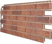 Фасадные панели (Цокольный Сайдинг) VOX Solid Brick Regular Bristol