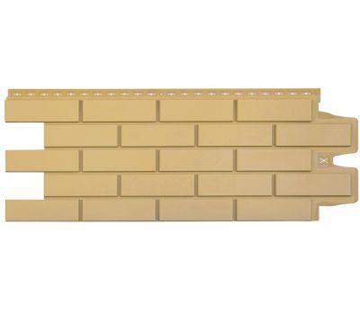 Фасадная панель клинкерный кирпич Песочная от производителя Grand Line по цене 493.00 р