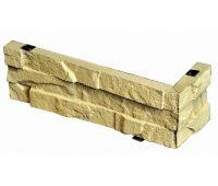 Угловой  элемент«Имитирующие камень»
